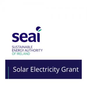 solar panel SEAI grant
