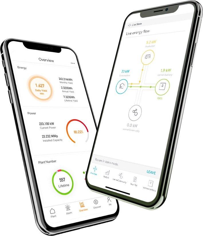 Solar PV Monitoring Apps